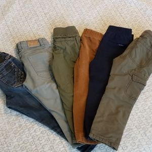 6 Pair of Pants